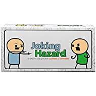 Joking Hazard by Cyanide & Happiness - a funny comic building party game for 3-10 players, great for...