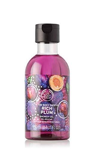 The Body Shop Rich Plum Duschgel 250ml Shower Gel Pflaume
