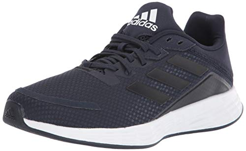 adidas Men's Duramo Superlite Running Shoe, Ink/Black/Indigo, 13.5