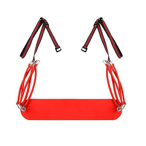 Xihuanni Klimmzug-Unterstützungsbänder, Trainingsgürtel, Widerstandsband, Fitness-Trainer, horizontale Stange, Hilfs-Gürtel, Armkraft-Fitnessgerät für Krafttraining, Physiotherapie