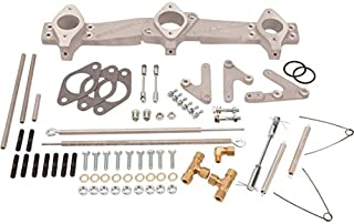 Offenhauser 5970 Triple Manifold, Fits 1970-Up Ford 170-200-250 Inline 6 Cyl