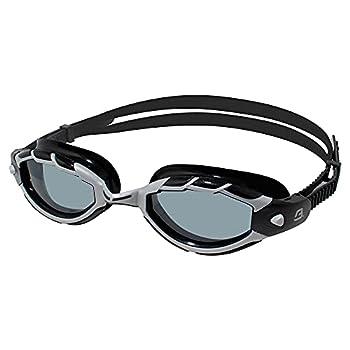 Barracuda Triton Swim Goggle Wire Frame for Adults  33925  BK-N