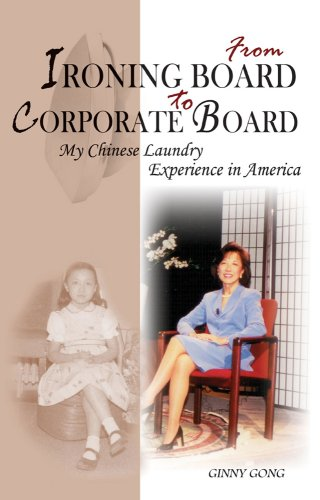 From Ironing Board to Corporate Board: My Chinese Laundry Experience in America