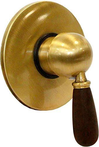 Gaboli Luigi Imperial Robinet mitigeur encastr/é douche bronze