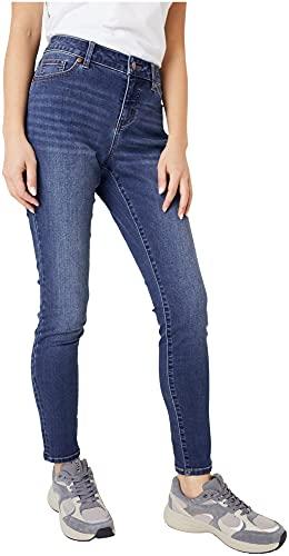 Dressbarn Women's Westport Incrediflex Denim Fit Solution 5 Pocket Skinny Jean
