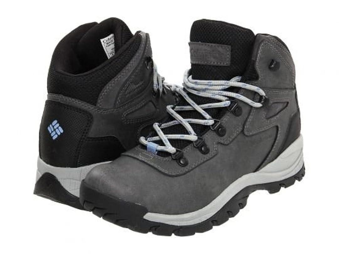 励起起点サンダース[コロンビア] レディース 女性用 シューズ 靴 ブーツ ハイキングブーツ Newton Ridge Plus - Quarry/Cool Wave [並行輸入品]