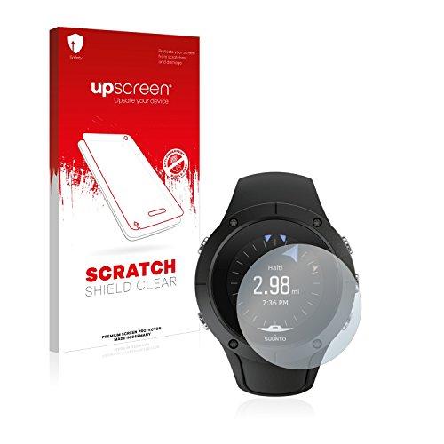 upscreen Pellicola Protettiva Compatibile con Suunto Spartan Trainer Protezione Proteggi Schermo – Trasparente, Anti-Impronte