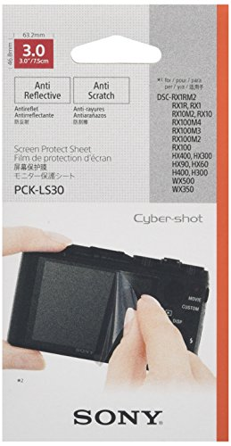SONY『モニター保護シート(PCK-LS30)