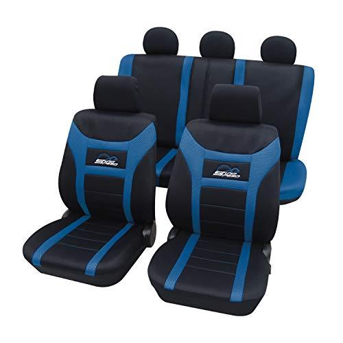 PETEX 22974805 Sitzbezug, Blau
