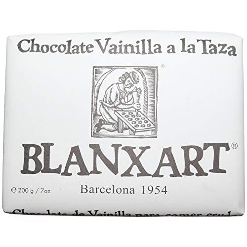 Blanxart Chocolate a la taza, Trinkschokolade in Tafelform
