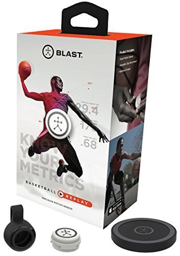 Blast Motion Basketball Replay/3D Motion...
