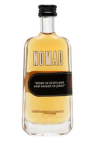 Nomad Blended Scotch Whisky finished in Pedro Ximenez 0,05 Liter MINIS