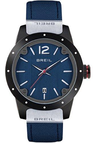 Breil Reloj de Cuarzo Mud Azul Única
