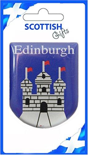 I Luv LTD Edinburgh Castle Pin Badge