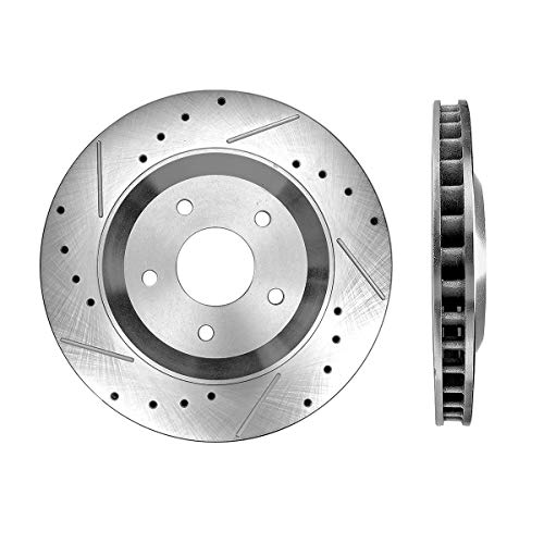 Callahan CDS03417 FRONT 325mm Drilled & Slotted 5...