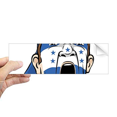 DIYthinker - Máscara de Maquillaje Facial, diseño de Bandera de Honduras