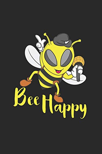 Bee Happy: Bee Happy 3D TicTacToe Gamebook Great Gift for beekeeper or any other occasion. 110 Pages 6' by 9'