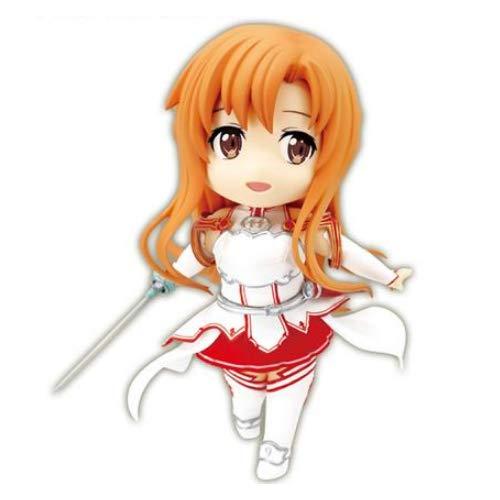 Taito Sword Art Online Asuna Puchietto Figura (Cavalieri della versione sanguigna), 14 cm