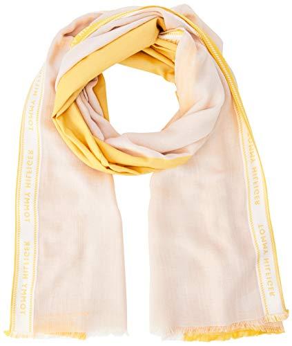 Tommy Hilfiger dames Selvedge Stripes sjaal