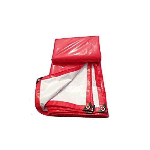 HCYTPL PlanePersenning waterdichte heavy duty multifunctionele tarp met oogjes voor overkapping, boot, camper of zwembad
