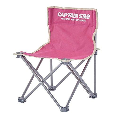 キャプテンスタッグ パレット コンパクトチェア(ミニ) M-3920 (ピンク)