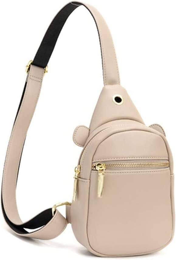 Hendyijbyb Waist Pack Women Fashion Small Chest Super sale period limited Excellent Mini Sh One Bag