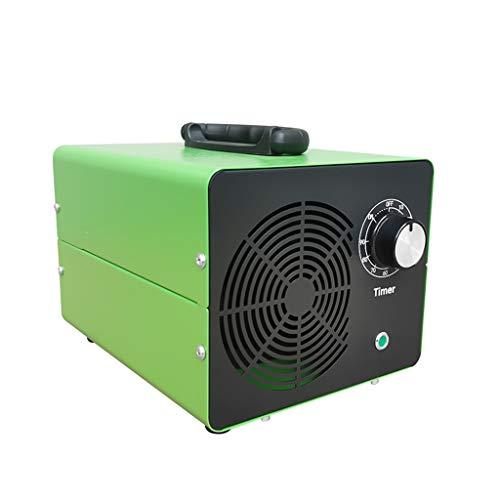 BBGS Comercial Generador de Ozono Inrial Ionizadores de O3 5000 MG Generador de Ozono, Ionizadores de Ozono Desodorante para El Hogar, La Oficina, El Barco Y El Coche (Color : B, Size : 5g)