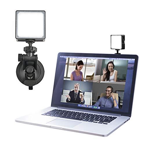 Videokonferenz Licht, YC Onion MacBook Videokonferenzbeleuchtung für Remote Arbeiten,Laptop-Beleuchtung für Videokonferenzen, Zoom-Anrufe, Selbstübertragung, Live Streaming