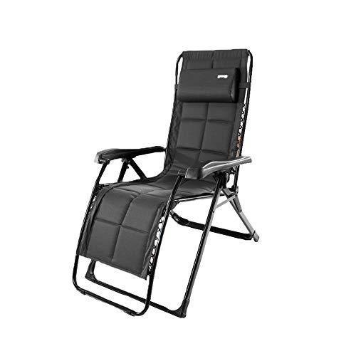 SUMHOM Plegable reclinable Almuerzo Descanso Siesta Silla Respaldo Silla de Ocio Cama portátil Oficina en casa sofá Perezoso