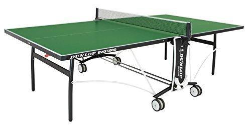 Dunlop Evo 5000Ping Pong wetterfest Weelie Outdoor Tischtennisplatte grün