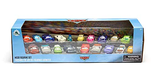 BNIB Disney Store Disney Pixar Cars Mega Figurine Playset