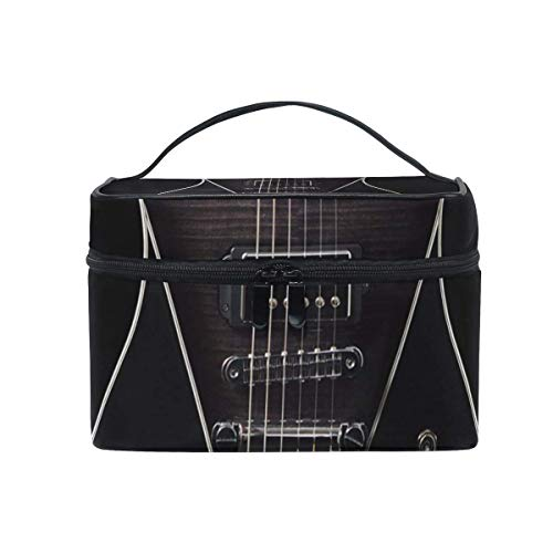 Trousse de maquillage Music Man Armada Cosmetic Bag Portable Large Toiletry Bag for Women/Girls Travel