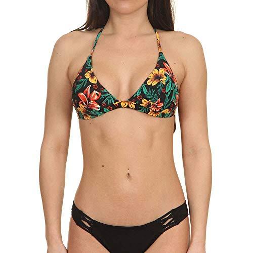 BILLABONG Damen Bikinis S.S Crossed Back TRI, Hawaii, L, S3ST06