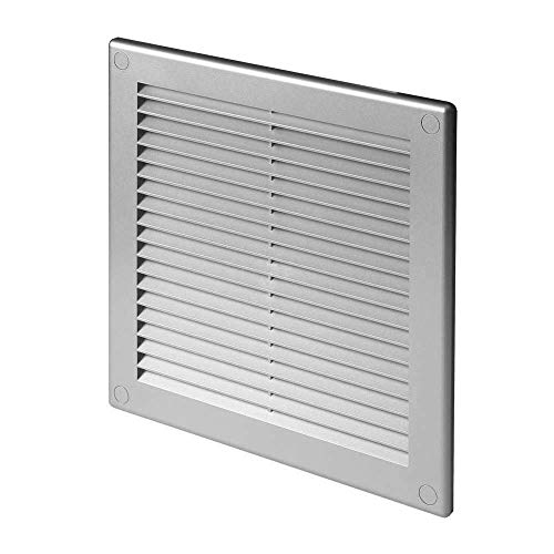Air Vent Grille| with Anti-Insect Mesh | Vent Cover for Inside and Outside...
