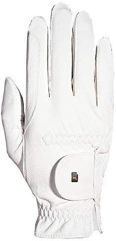 Roeckl Roeck-Grip Unisex Gloves 8.5 White