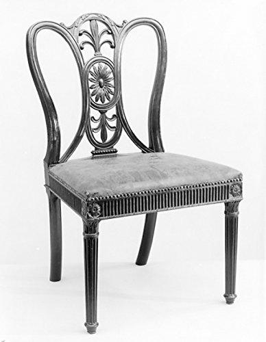The Poster Corp James Wyatt – Chair Kunstdruck (45,72 x 60,96 cm)