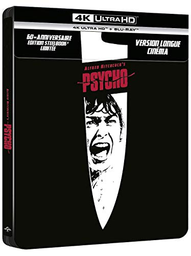 Psychose [Francia] [Blu-ray]