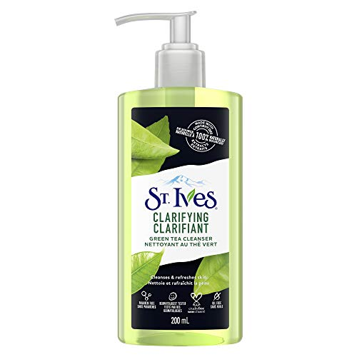 St. Ives Clarifying Clarifient Green Tea Cleanser