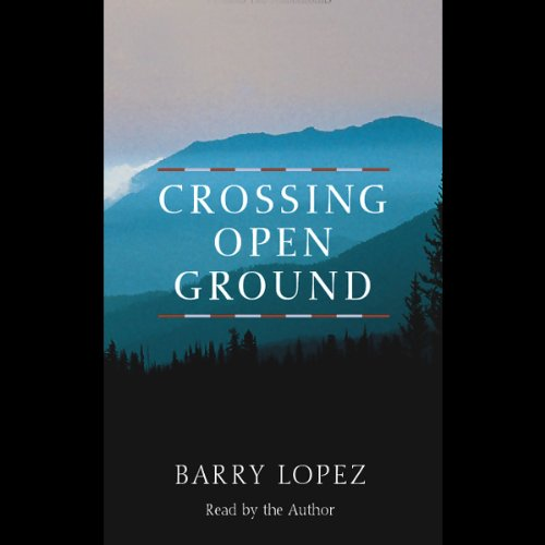Crossing Open Ground audiobook cover art
