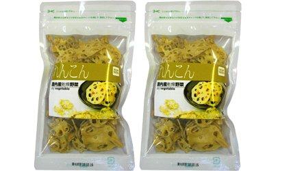 ドライ野菜(乾燥野菜)れんこん 40g入り 2袋セット