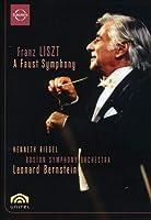 リスト:ファウスト交響曲 バーンスタイン&ボストン交響楽団 [DVD]