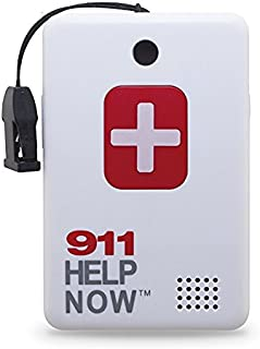 911 Help Now Emergency Pendent