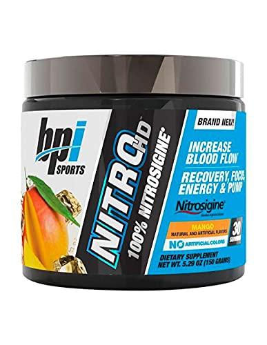 BPI Sports Nitro HD Mango 30 sv