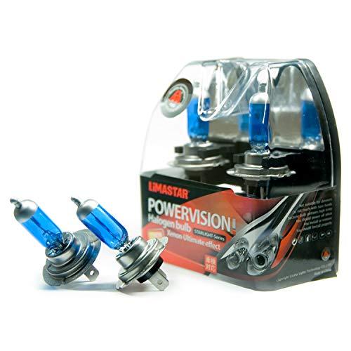 H7 Lampe Auto Birnen Xenon Optik Abblendlicht Blue White PX26d 12V 55W Glühlampe Ultra weisses Autolicht