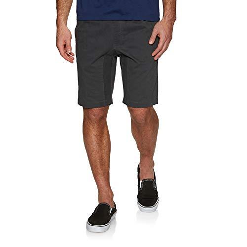 Element Altona - Pantalones cortos para hombre Off Black M