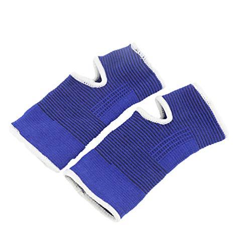 HEALIFTY tobillera de apoyo elástica protectora elástica cómoda duradera envoltura de tobillo tobillera para esguince de tobillo ejercicio deportivo 2 pares