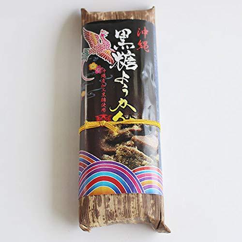 沖縄 黒糖ようかん 200g×2個 琉民 南国おきなわから人気のお土産 優しい黒糖風味の和菓子です。