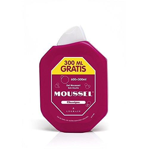 Dph Gel Moussel 600+300 Ml Clasico 2 Unidades