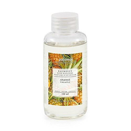 pajoma Raumduft Nachfüllflasche 100ml Duftöl für Diffuser Duft wählbar (Ananas)
