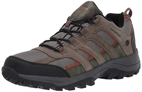 Northside Men's Gresham Waterproof Hiking Shoe, Olive, 11.5 2E US
